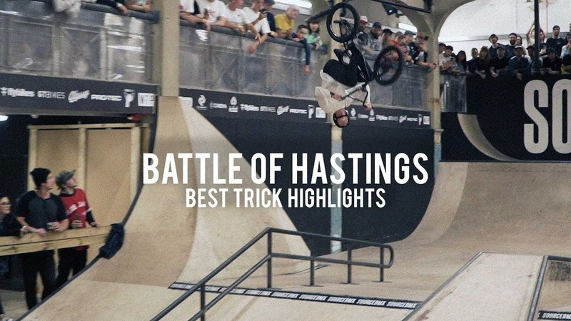 Best Trick Highlights - Battle of Hastings 2019 insidebmx