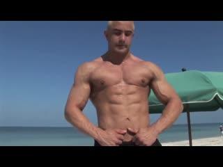 [480]  Matt T Photoshoot #3 (Pumping Muscle) (Wrestling)