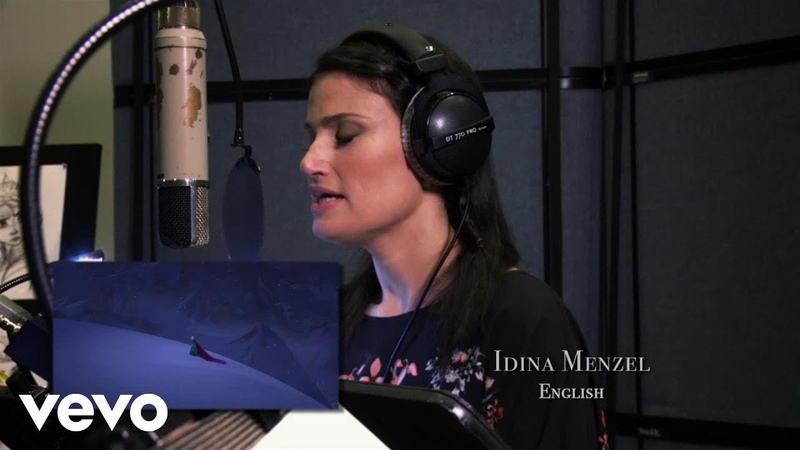 Let It Go - Behind The Mic Multi-Language Version (from Frozen)