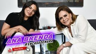 Ana Brenda entre México y Estados Unidos #EnCasaDeMara