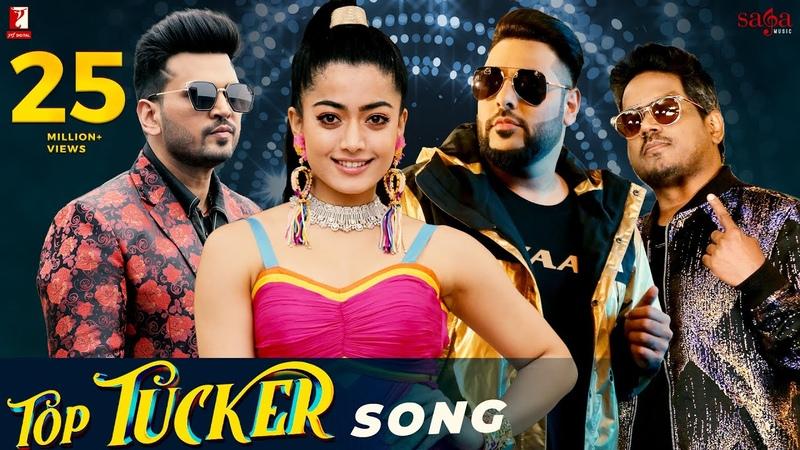 Top Tucker Song Uchana Amit Ft Badshah Yuvan Shankar Raja Rashmika Mandanna Jonita Gandhi
