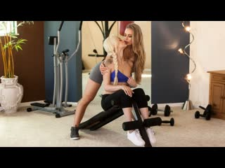 Nicole Aniston, Elsa Jean - Personal Pussy Trainer (Big Tits, Lesbian, Teen, MILF, Natural TIts, Blonde)