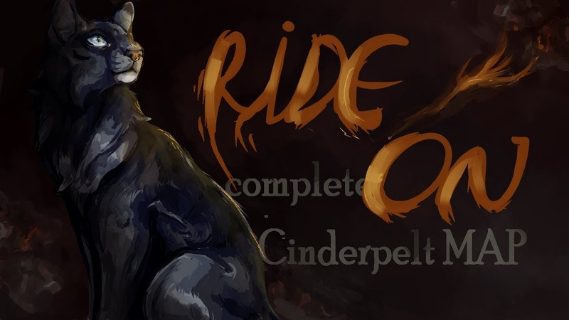 Ride On: Cinderpelt Warrior Cats MAP
