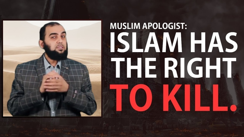 Muslim Doctor Justifies Killing for Islam Response to Dr Haitham Talaat