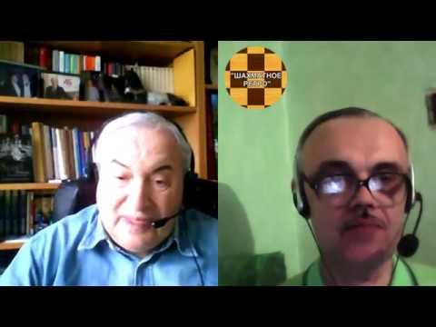 Г.Е.Несис на канале Шахматное Ретро рассказывает о своей шахматной биографии - 1-ая часть интервью