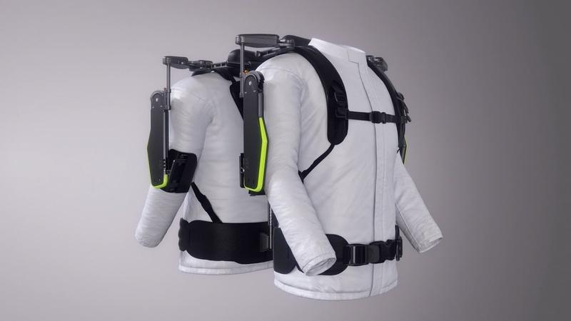 Hyundai Motor Group Develops VEX Wearable Robot for Overhead Task