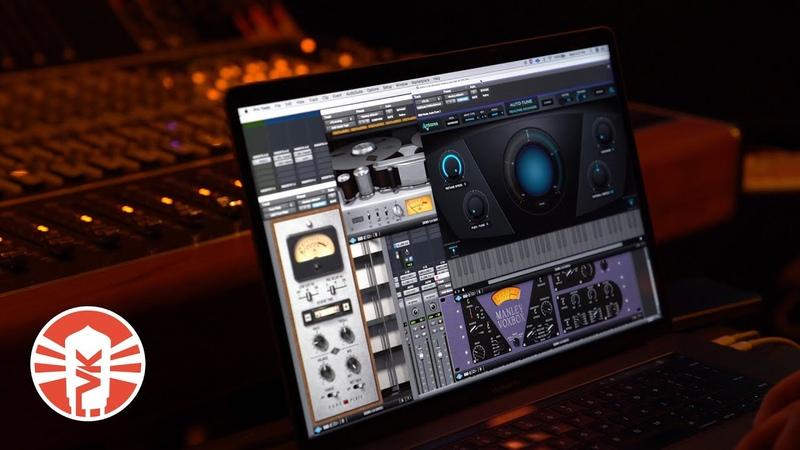 Creating A Track With Universal Audio's Desktop Platinum Vocal Promo Plug Ins Vintage King