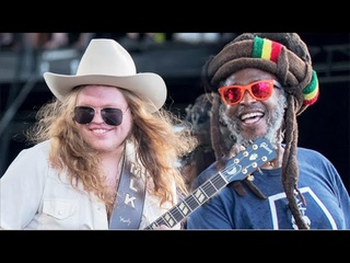 Steel Pulse & The Soul Rebels ft. Marcus King - Franklin's Tower Cover | LOCKN' 2019