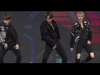 """VIDEO 200426 SuperM - We Go Hundred @ """"Beyond the Future"""" Live Concert"""