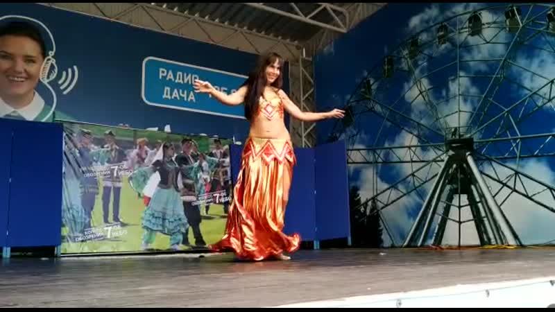 Рита Галлямова, танец Интрига