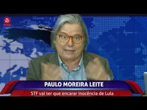 Boa Noite 247 STF vai ter que encarar inocencia de Lula. D_Norte