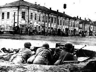 Героическая оборона Тулы 20 октября  5 декабря 1941 года