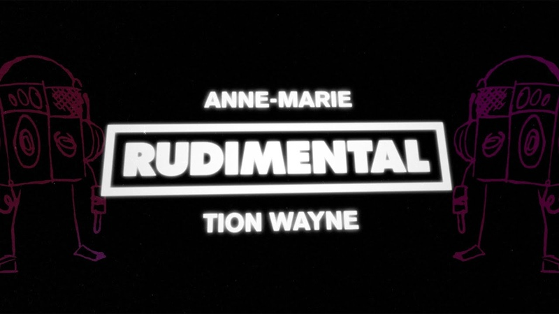 Rudimental Come Over feat Anne Marie Tion Wayne Official Lyric Video