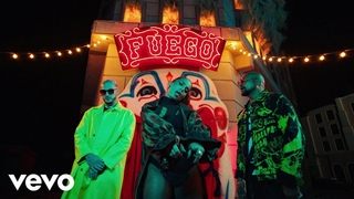 DJ Snake, Sean Paul, Anitta - Fuego (feat. Tainy)
