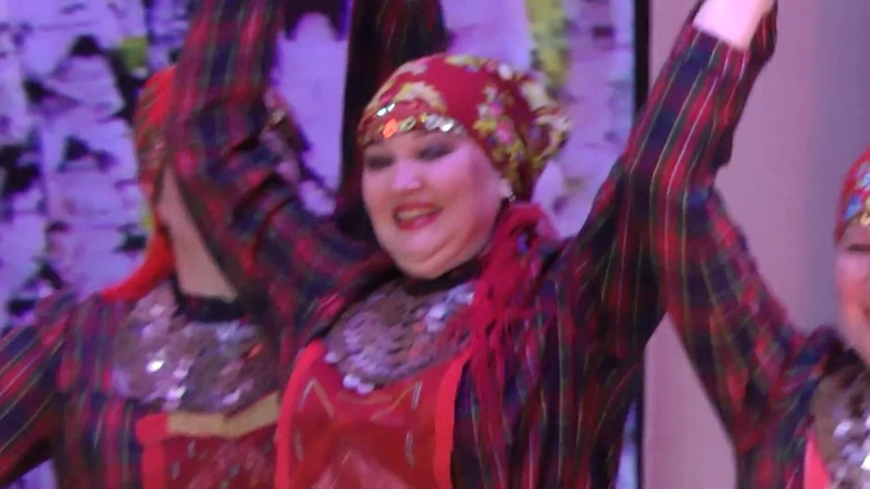 Тыпыртон-ансамбль национального танца Слободской район Танец в галошах
