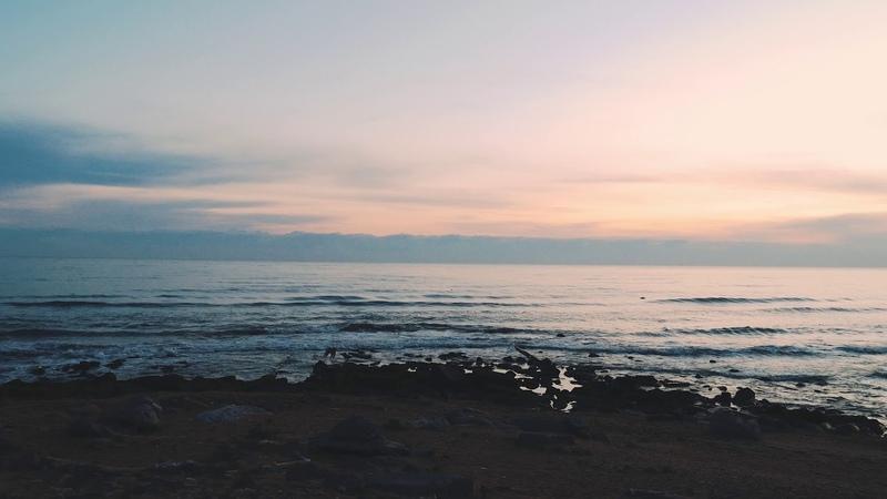 Gorgeous dawn on the coast| Panasonic g7/lumix g7 4k