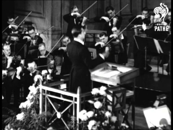 Bournemouth Orchestra - Tannhauser And Pathetique (1937)