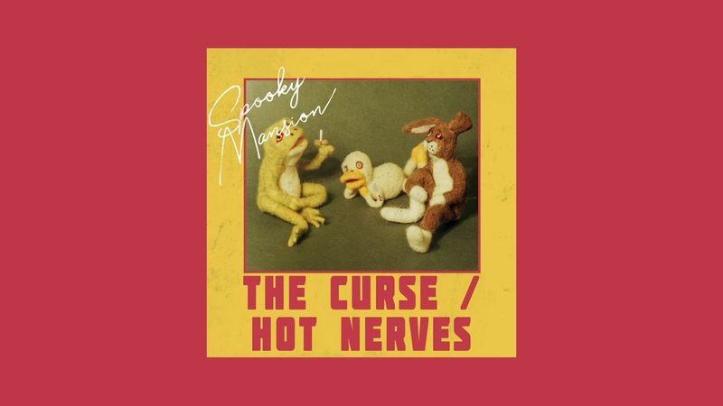 Spooky Mansion - The CurseHot Nerves