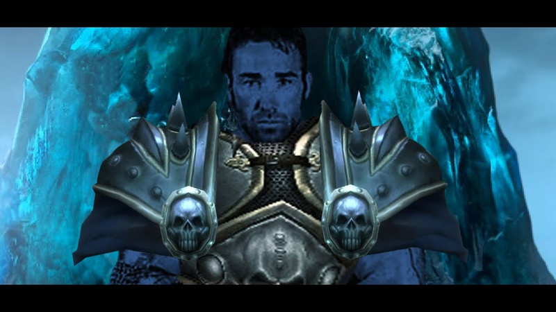 World of Warcraft Wraith of the Lich King Right Version