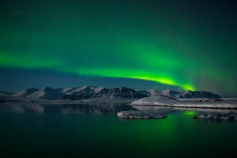 10 лучших мест в мире, где можно увидеть северное сияние, изображение №4