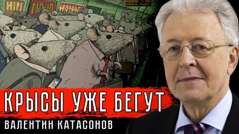 КРЫСЫ УЖЕ БЕГУТ ВалентинКатасонов
