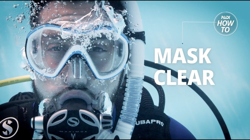 How To Mask Clear