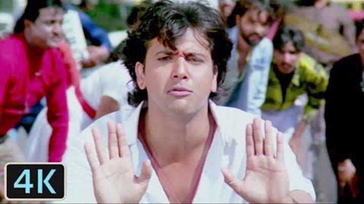 'Bambai Humko Jam Gayi' Full Video 4K Song Govinda Hindi Dance Song Swarg
