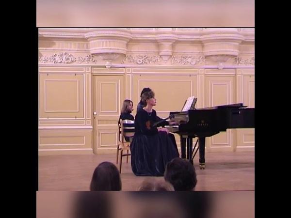 Генрик Венявский Фантазия на темы из оперы Ш Гуно Фауст