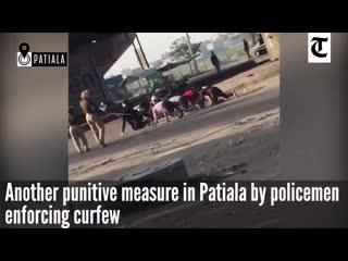 Познавательное видео из Пенджаба.