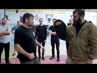 Сызрань  Семинар Тактика ближнего боя  Ряузов, Грудев, Крючков  фрагменты