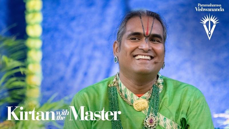 Mujh De Darshan Giridhari Re Kirtan with the Master