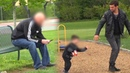 TAKING CHILD IN FRONT OF PARENTS Social Experiment