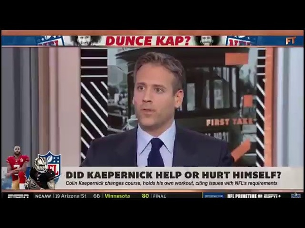 Max Kellerman responds to Stephen A Smith telling him he's a spectator of racism and not a particip