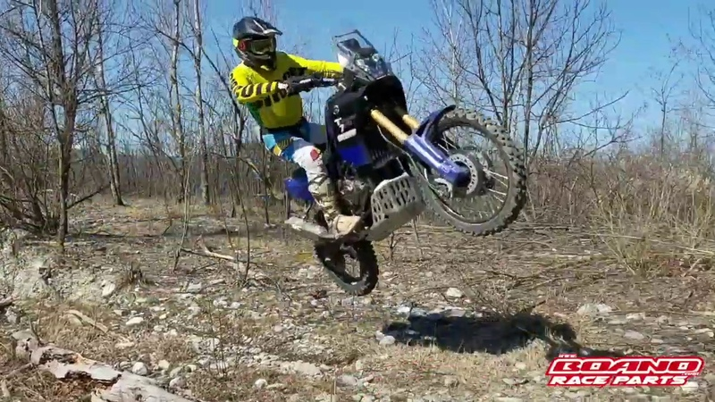 Yamaha t7 full gas