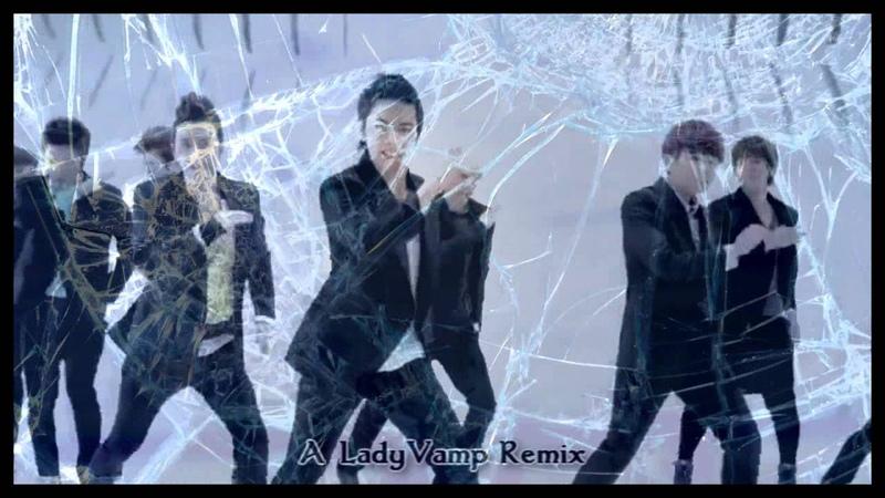 Fantastic Mr. Simple Big Bang Super Junior Mash-up