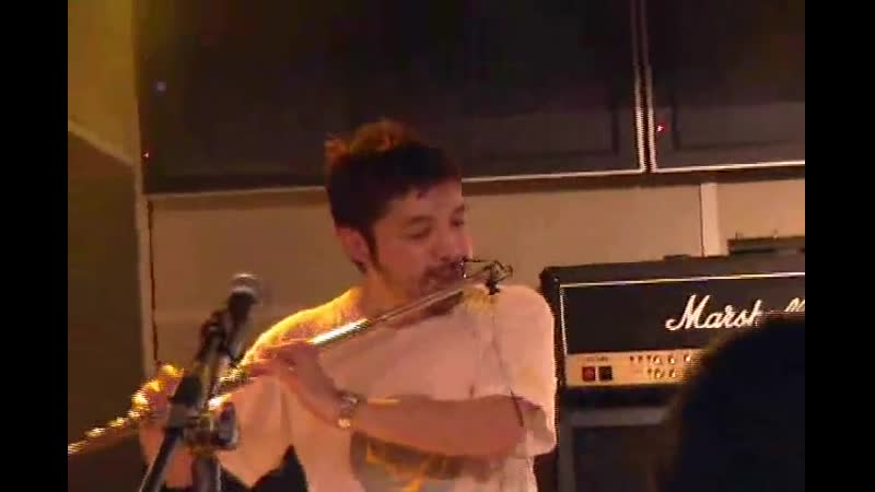 Nujabes Luv sic Part2 Live(acoustic ) Uyama Hiroto in korea (Seoul)