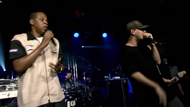 Linkin ParkJay Z - Collision Course [Live At Roxy Theatre]