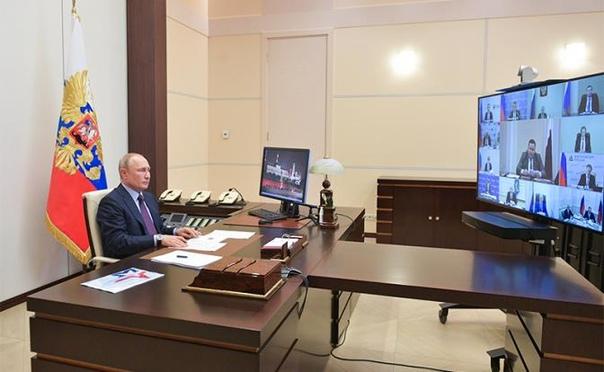 Коронавирус в России: Путин еще не решил, кто ответит за его самый большой провал Совещание по ситуации вокруг пандемии коронавируса под председательством президента ожидалось всеми как
