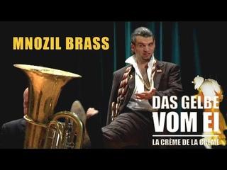 MNOZIL BRASS   Hungarian Schnapsodie feat. Zoltan Kiss (Official Music Video)