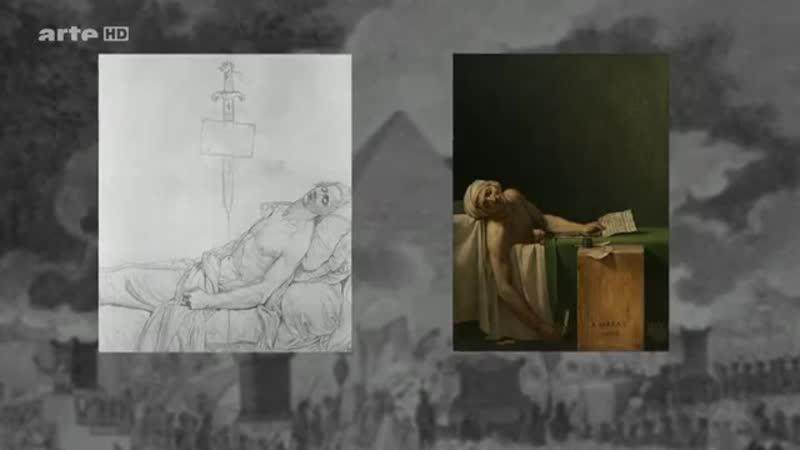 David Et La Mort De Marat Un Peintre En Revolution