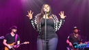 Jazmine Sullivan performs Let It Burn live at the Fillmore Silver Spring
