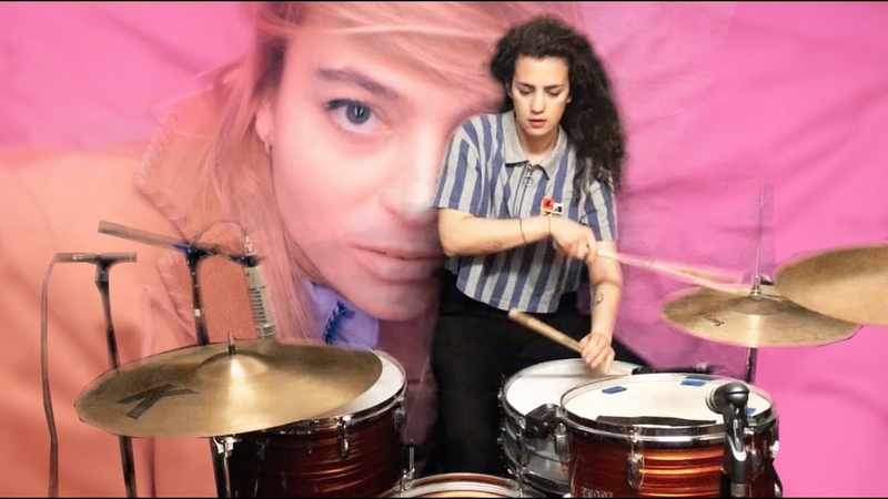 HYPHEN HYPHEN YOUNG LEADERS DRUM COVER