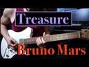 (Bruno Mars) - Treasure _Guitar cover version by Vinai T