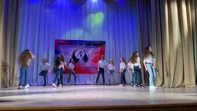 Дети oriental folk стрит шааби Чиркова Дарья