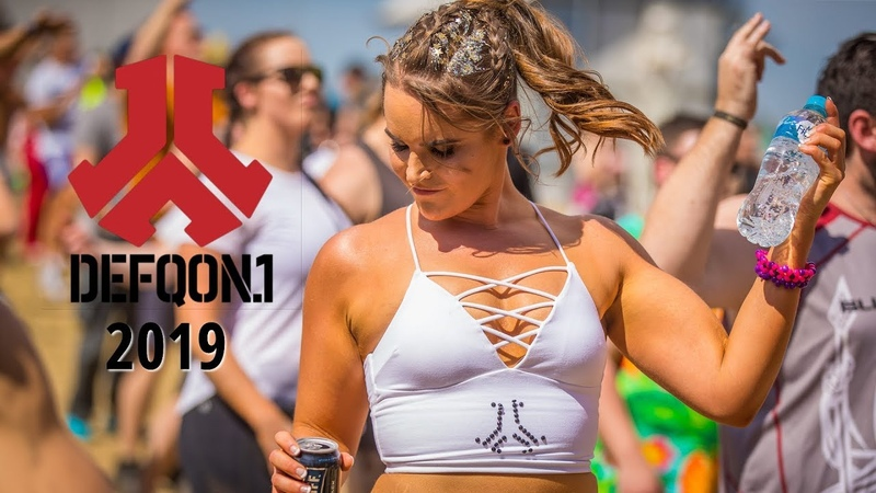 Defqon.1 Warmup 2019 Best Hardstyle Mix