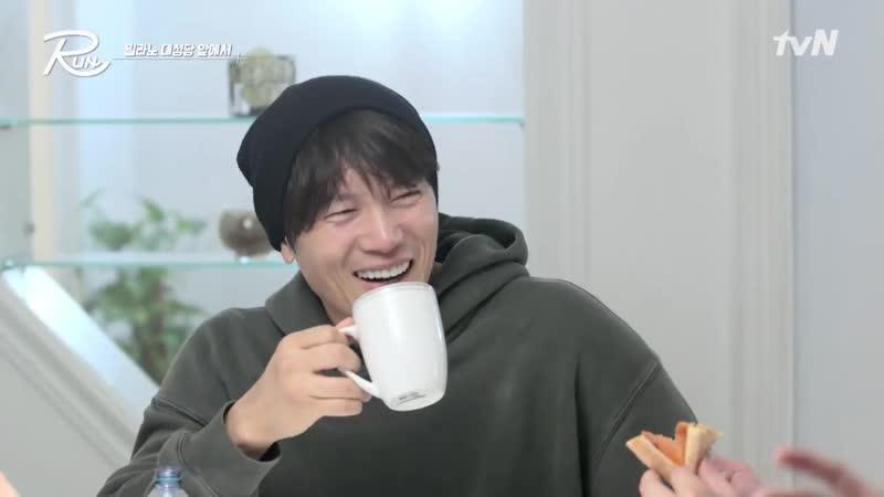 2019: Трейлер к развлекательному tvN шоу «RUN».