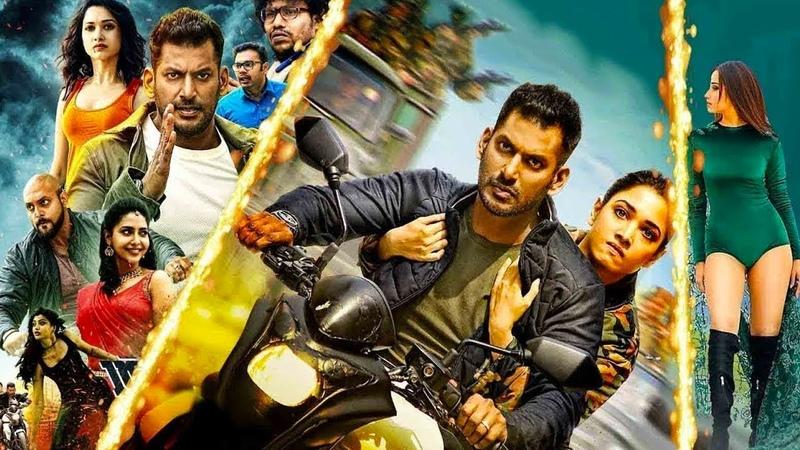Ek Aur Babbar Sher 2020 Vishal Shruti Haasan Hindi Dubbed Blockbuster Action Movie Full HD1080p