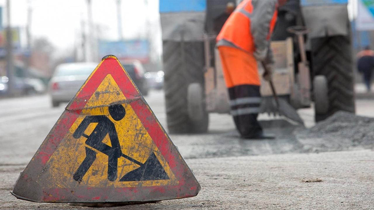 В КЧР дорожники отремонтируют и реконструируют около 20 км дорог