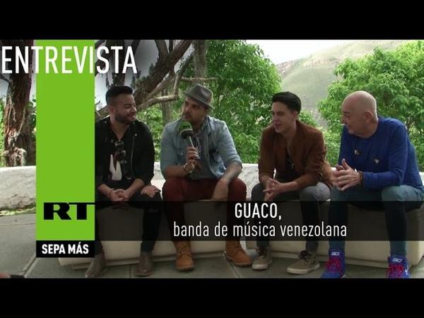 Guaco en Entrevista RT