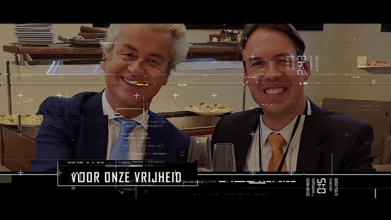 Verkiezingsvideo Sam van Rooy 4de plaats Vlaams Parlement Vlaams Belang 26 mei 2019